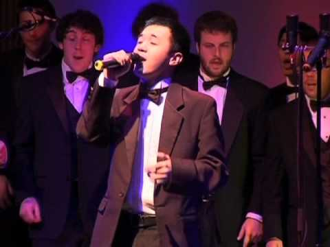Ithacappella - Isn't She Lovely (Stevie Wonder A Cappella)