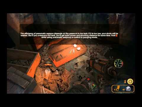 Let's Play Metro 2033 - Part 5: Welcome to Moscow