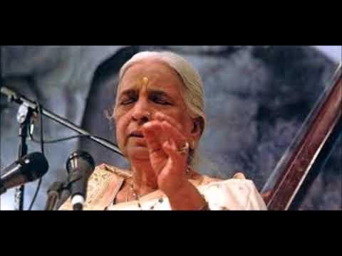 Raga Gauri Bhairav (Dadra) - Diwana Kiye Shyaam - Girija Devi