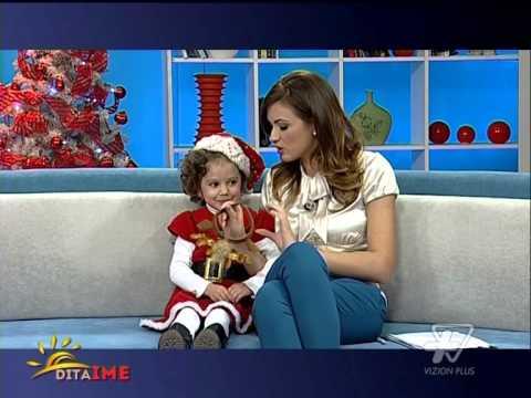 Dita Ime - Veshjet e femijeve per fundvit - 12 Dhjetor 2013 - Show - Vizion Plus