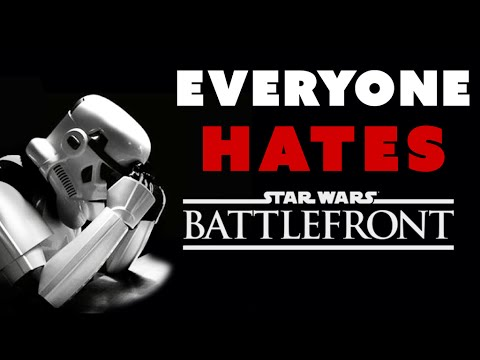 Everyone HATES Star Wars: Battlefront? - The Know