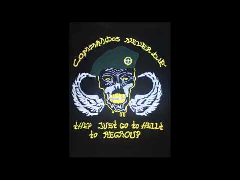 575 Τάγμα Πεζοναυτών - Ειδικές Δυνάμεις ( Συνθήματα )