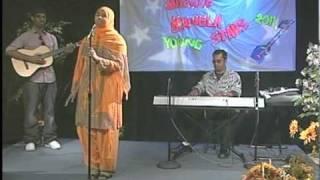 Dazzle Bangla Young Stars 2011  Saosan sings Moyur Konthi