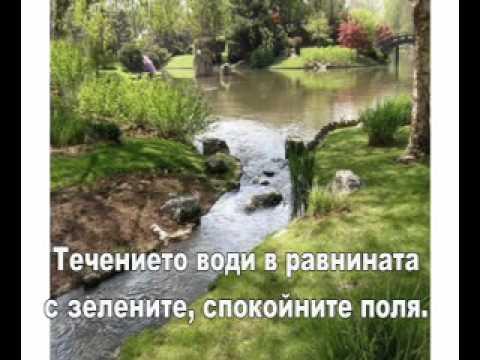 СЪЛЗИТЕ В ЩАСТИЕ ПРЕВРЪЩАЙ - Стих
