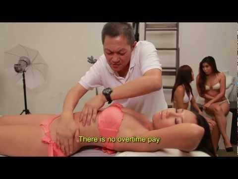 Dream Job And Yet Complain - Singapore Version! Funny & Sexy Commercial!!! video