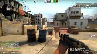 CS: GO Dust 2 Edition