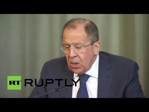 Russia: Turkey 'asserting influence' over HNC at Syria talks - Lavrov