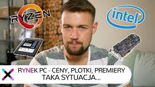 Sytuacja na rynku GPU i CPU | Ceny procesorów, kart graficznych, plotki i premiery