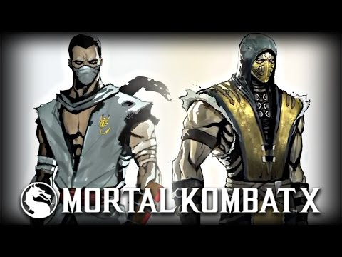 Mortal Kombat X: Scorpion's New Look, & Classic Characters Being In The MKX Comic's