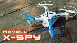 Revell X-Spy // RC Quadrocopter Mit FPV Kamera - Testbericht Und Testflug