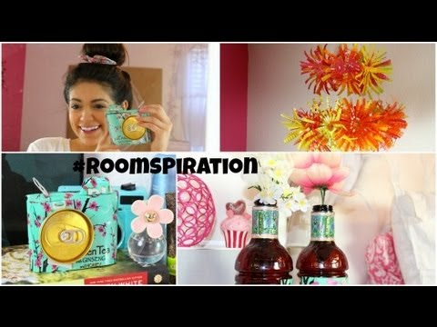 Diy Room Decorations Using Water Bottles Amp Soda Cans