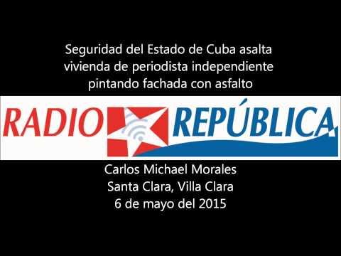 Seguridad del Estado allana casa de periodista independiente en Cuba