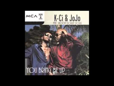 K-ci And Jojo - You Bring me up