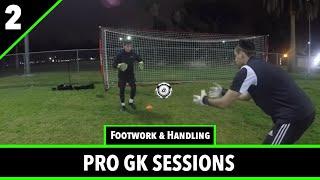 Session 2 | Goalkeeper Training | Pro GK Academy