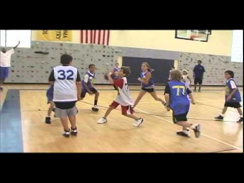 2011 Warriors Basketball Camp - Sonoma Country Day School