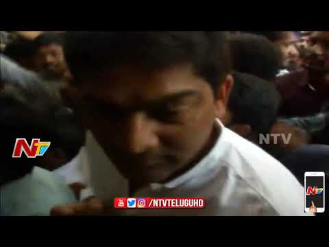 Pawan Kalyan Fans Protest Over Comments On Pawan's Mother @ Film Chamber || RGV || Sri Reddy || NTV
