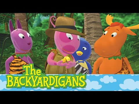 The Backyardigans The Heart Of The Jungle Ep 2 Video