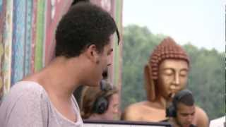 Seth Troxler at Tomorrowland 2012