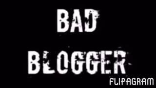 BAD BLOGGER:Crappy entertainment