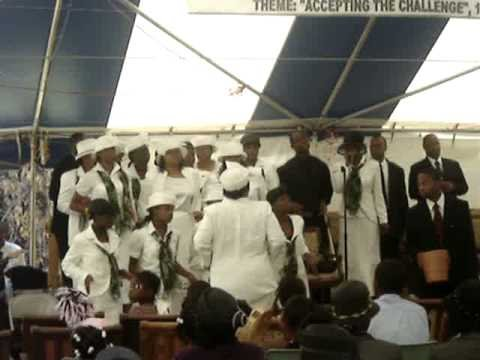 Shiloh Apostolic Convention 2008 Sunday Morning - Oh Happy Day