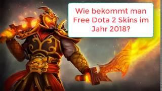 Wie bekommt man Free Dota 2 Skins