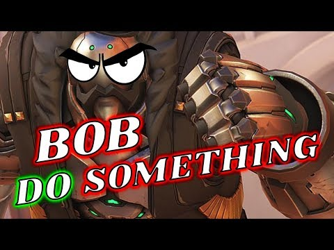 Overwatch Fails and Funny Moments | Let BOB Do Something