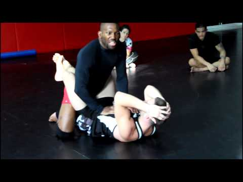 UFC fighter John Doomsday Howard - Ground & Pound Techniques Image 1