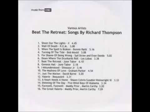 Richard Thompson - Farewell Farewell