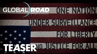 SNOWDEN - Official Teaser Trailer for #SnowdenMovie - In Theaters September 16