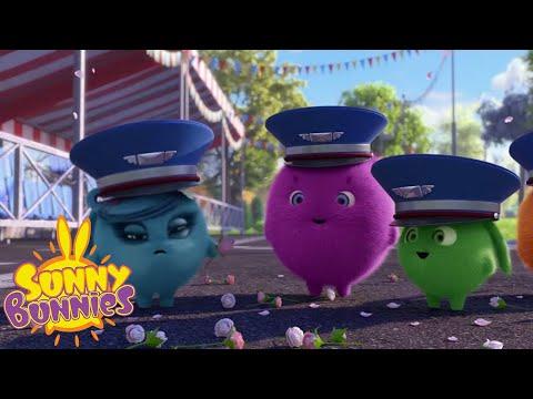 Cartoons for Children | SUNNY BUNNIES - Bunny Express | New Episode | Season 4 | Cartoon