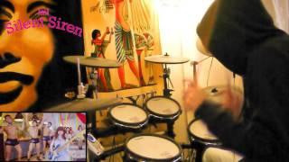 【Silent Siren】- チェリボム - 叩いてみた / Cherry bomb - Drum Cover