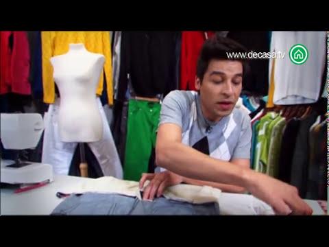 Cómo hacer una falda con prendas viejas en Customiza tu ropa