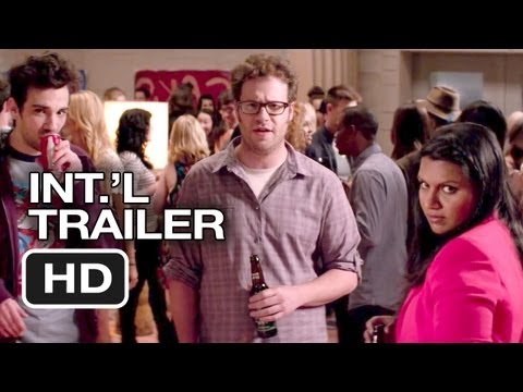 This Is the End International TRAILER (2013) - Seth Rogen, Jonah Hill Movie HD