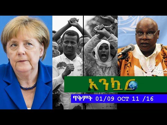 Ethiopia - Ankuar :   Ethiopian Daily News Digest | October 11, 2016