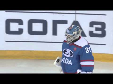 Edgars Masalskis KHL Top 10 Saves for 2015-16 season