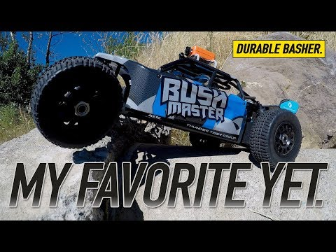 HOW TOUGH IS IT? - Thunder Tiger Bushmaster 1/8 Scale Desert Buggy Review
