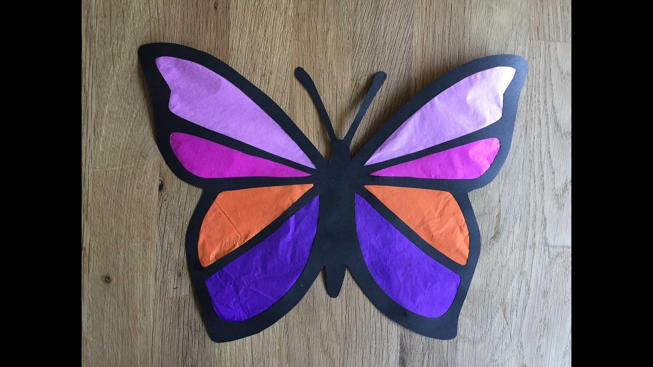 Поделки своими руками бабочка 15