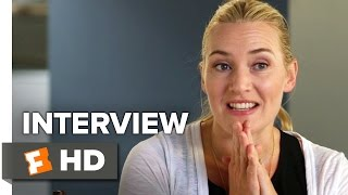 Triple 9 Interview - Kate Winslet (2016) - Thriller HD