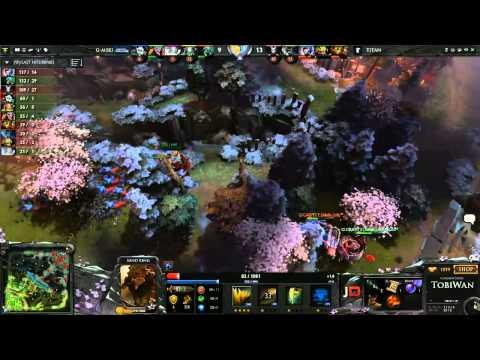 Mineski vs Titan Game 2 - joinDOTA DOTA 2 League - TobiWan