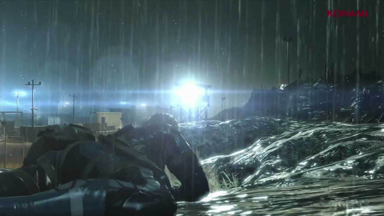 Trailer Ground Zeroes Ground Zeroes Gameplay