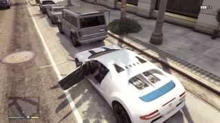 GTA V: How To Find The Bugatti Veyron !!!