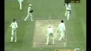Rahul Dravid Test Debut at Lord's!