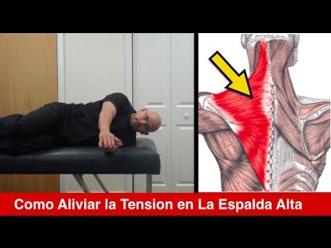 Como calmar independientemente el dolor en la espalda