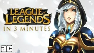 League of Legends FULL Storyline & Lore in 3 minutes! (LoL Storyline Animation)