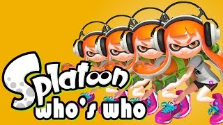 Who's Who (Splatoon Funny Moments)