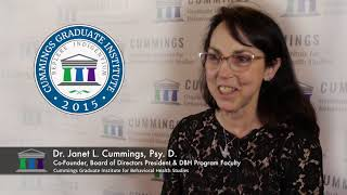 Why does the world need Doctors of Behavioral Health? | DBH | Dr. Janet Cummings, Psy.D.