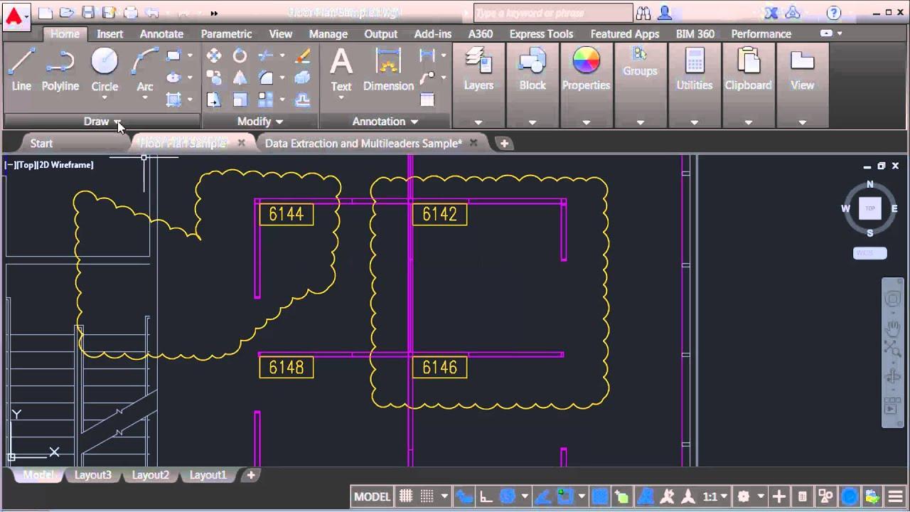 토렌트  Autodesk AutoCAD 2015 32bit 64bit
