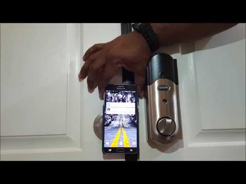Smart Home Gear (Ring Doorbell and Schlage Z'wave Door Lock)