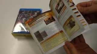 Samurai Warriors 4 Special Anime Pack Presentation & Unboxing