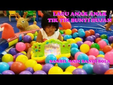 Lagu Anak Anak   Tik Tik Bunyi Hujan   Musik Anak Anak